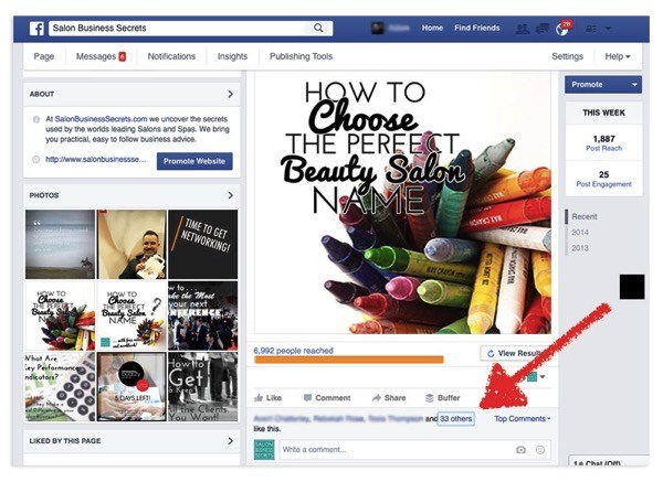 Get More Facebook Page Likes Image 1
