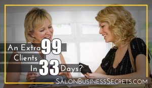 99 New Clients in 33 Days
